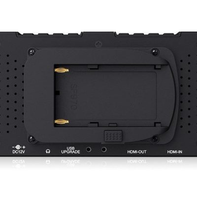 Feelworld F570 5.7吋 4K HDMI IN/OUT IPS鋁殼監視器