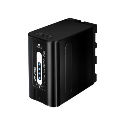 SONY 攝影 NP-F980 USB 相容電池 (NP-F970/F950)