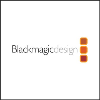 Blackmagic Design 電影/廣播設備