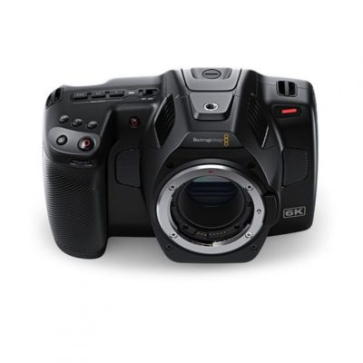 Blackmagic Pocket Cinema Camera BMPCC 6K Pro口袋電影攝影機