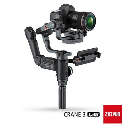 ZHIYUN 智雲 Crane 3 Lab 雲鶴3 三軸穩定器 標準版