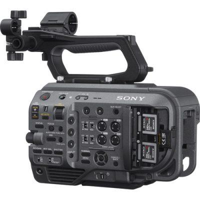 SONY 索尼 PXW-FX9 全幅6K電影攝影機 單機身 公司貨