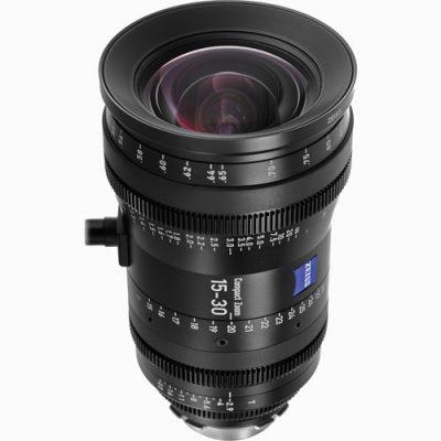 ZEISS 蔡司 CZ.2 15-30mm T2.9 PL 變焦電影鏡頭