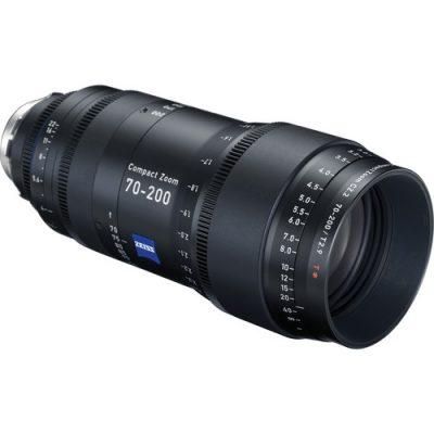 ZEISS 蔡司 CZ.2 70-200mm T2.9 PL 變焦電影鏡頭