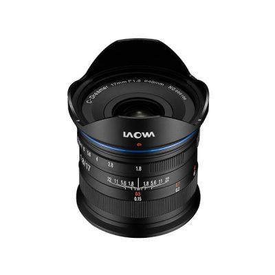 Laowa 17mm F1.8 M43大光圈鏡頭