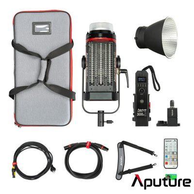 Aputure 愛圖仕 LS C300D II聚光燈 V-mount
