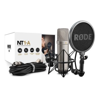 RODE 電容式麥克風 NT1-A