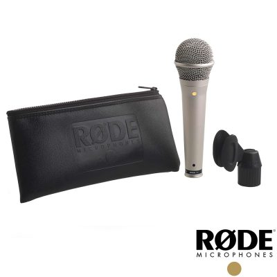RODE 電容式麥克風 S1