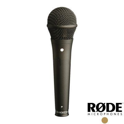 RODE 電容式麥克風 S1-B (黑)
