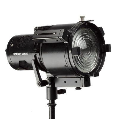 HIVE Lighting – HORNET 200-C 可調式Fresnel 全彩LED燈
