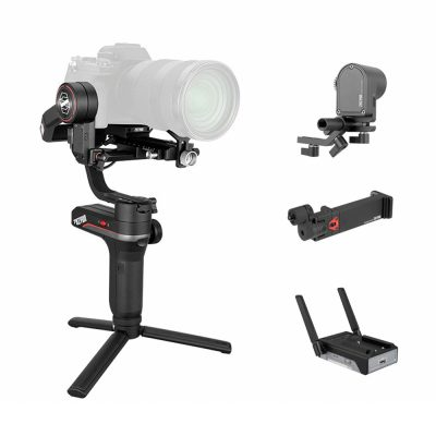 ZHIYUN 智雲 Weebill S 相機三軸穩定器 跟焦圖傳套組