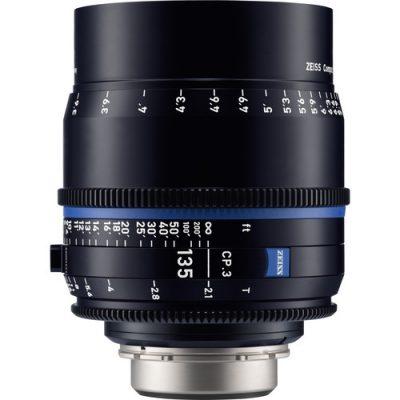 ZEISS 蔡司  CP.3 135mm T2.1 定焦電影鏡頭