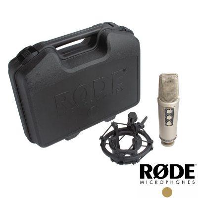 RODE 電容式麥克風 NT2000 錄音室等級