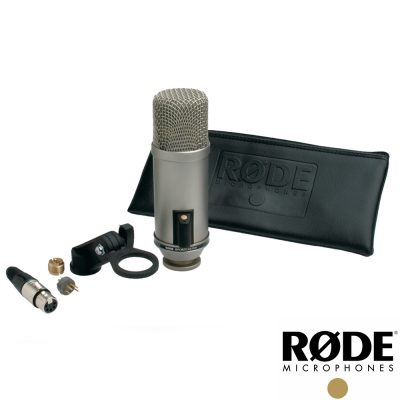RODE 電容式麥克風 Broadcaster
