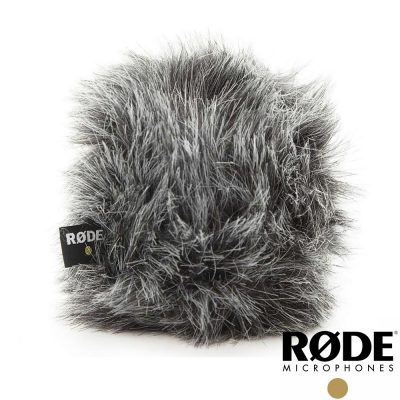 RODE VideoMicro/VideoMic Me 麥克風豪華防風毛罩 WS9